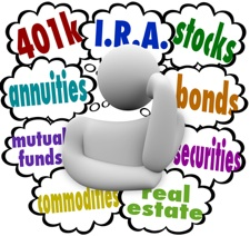 Small business retirement investment options