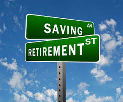 Saving money for retirement